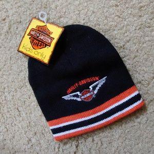 Harley Davidson knit hat
